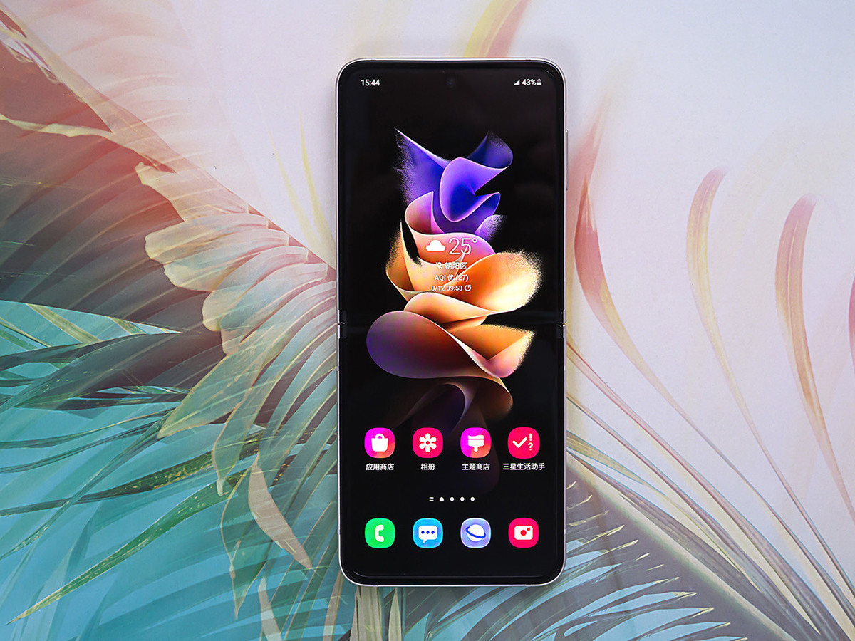 三星Galaxy Z Flip3
