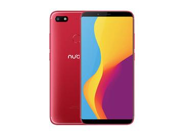 努比亚V18红色