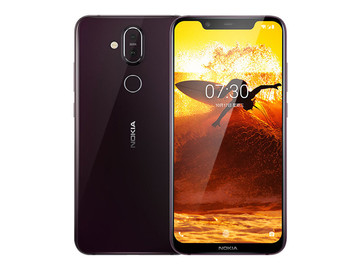 Nokia X7(4+64GB)红色