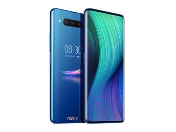 努比亚Z20(8+128GB)海光蓝
